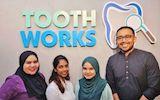 Tooth Works Dental Clinic in Subang Jaya, Selangor
