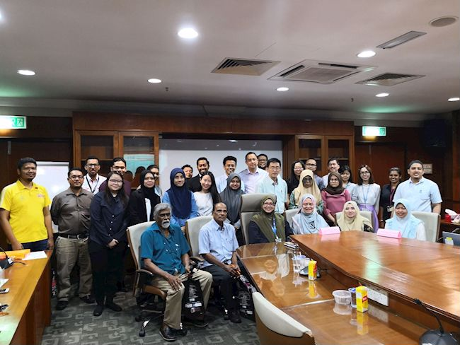 A Dialogue with Melaka's Pharmaceutical Services Division